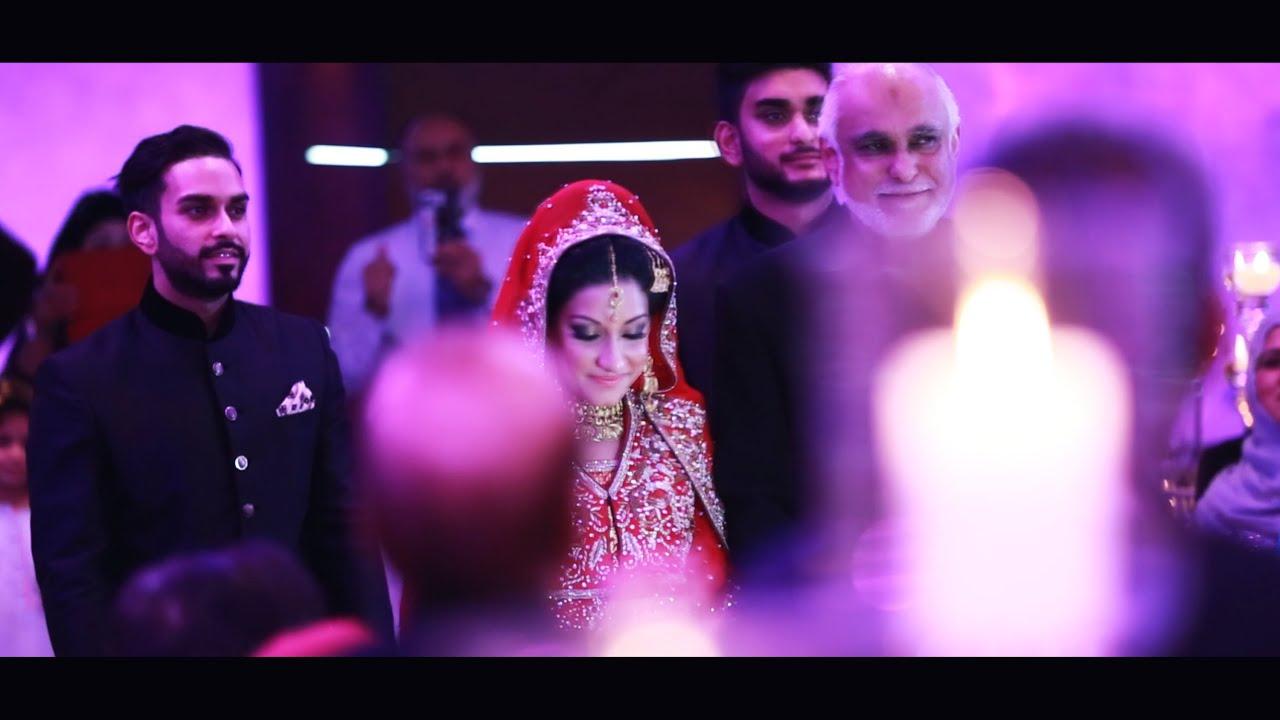 Faisal & Zaynah Pakistani Wedding Highlights