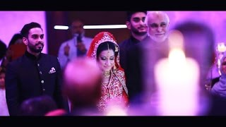 Faisal & Zaynah Pakistani Wedding Highlights - 2015