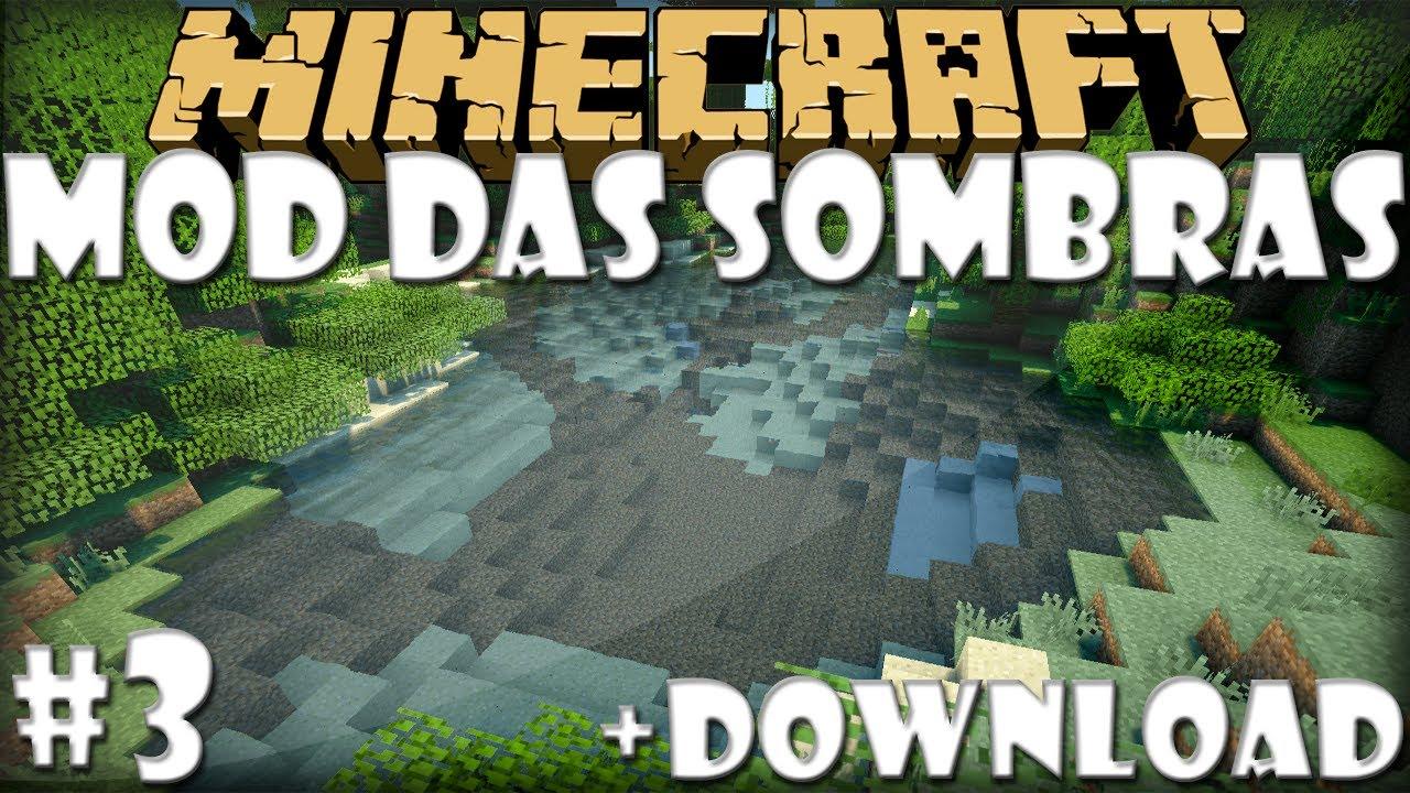 mod das sombras minecraft 1.5.2