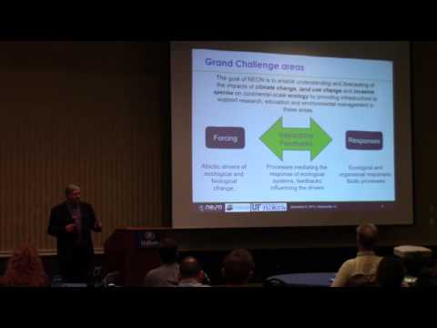 Hank Loescher - Overview of the National Ecological Observatory Network