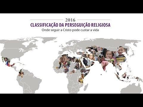 Classificação da Perseguição Religiosa 2016 - PORTAS ABERTAS