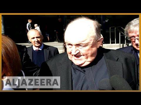 🇦🇺 Australian archbishop avoids prison after concealing child abuse | Al Jazeera English
