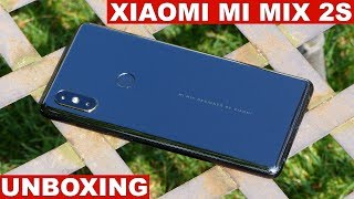 Xiaomi Mi Mix 2S Global Unboxing