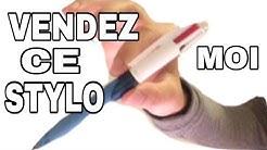 Vendez moi ce stylo (Technique de Vente AVANCÉE)