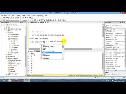 How To Get Substring In Sql Server