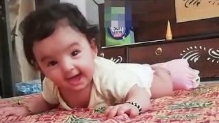 Kids Happiness & Shout | Kids random Clicks | Keya the cute baby | cute baby #Keya