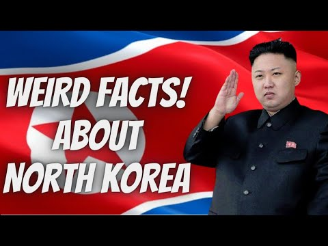 Some weird facts about North Korea | Wiz FACTS | Amazing Facts about North Korea | Unseen Facts