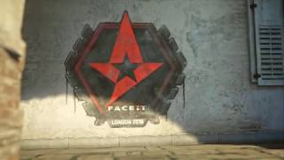 Intro FACEIT MAJOR london 2018 CS:GO (inferno)