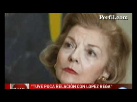 Reportaje a Isabel Perón