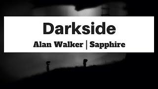 Darkside - Alan Walker (Cover Sapphire) | Lyrics | Panda Music