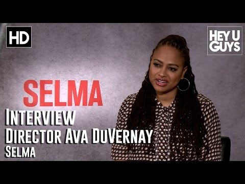 Director Ava DuVernay Interview - Selma