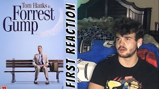 Watching Forest Gump (1994) FOR THE FIRST TIME!! MOVIE REACTION!!
