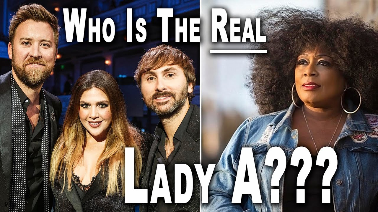 Who Is The REAL Lady A?