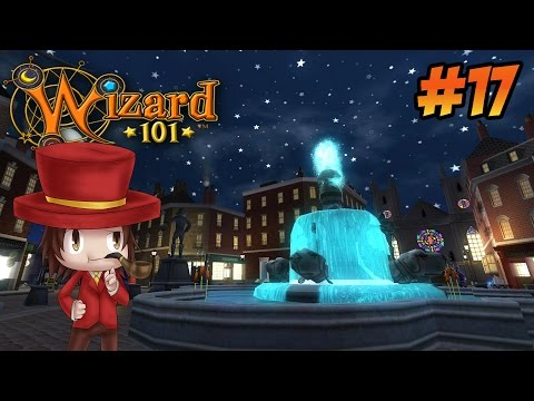 "Wizard101 Fire & Ice Walkthrough: ""The Ironworks Dungeon"" - Ep 17"
