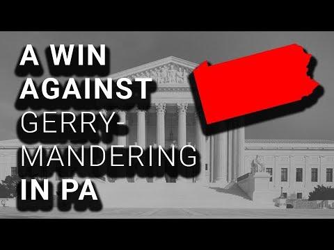 WIN: Supreme Court Allows Redistricting in Pennsylvania