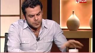 الممثل الأردنى منذر رياحنة : تلقيت تهديدات بالقتل بعد مسلسل الاجتياح
