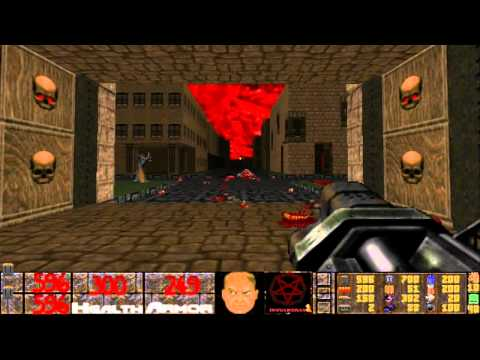 Final Doom: The Plutonia Experiment Map29 Odyssey of Noises - Aeons of Death