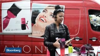 The New Avon Lady: Expanding Legacy Brand