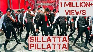 Sillatta Pillatta Video Song - Kanchana2 I Raghava Lawrence I Tapsee Pannu I Rahul Nath C