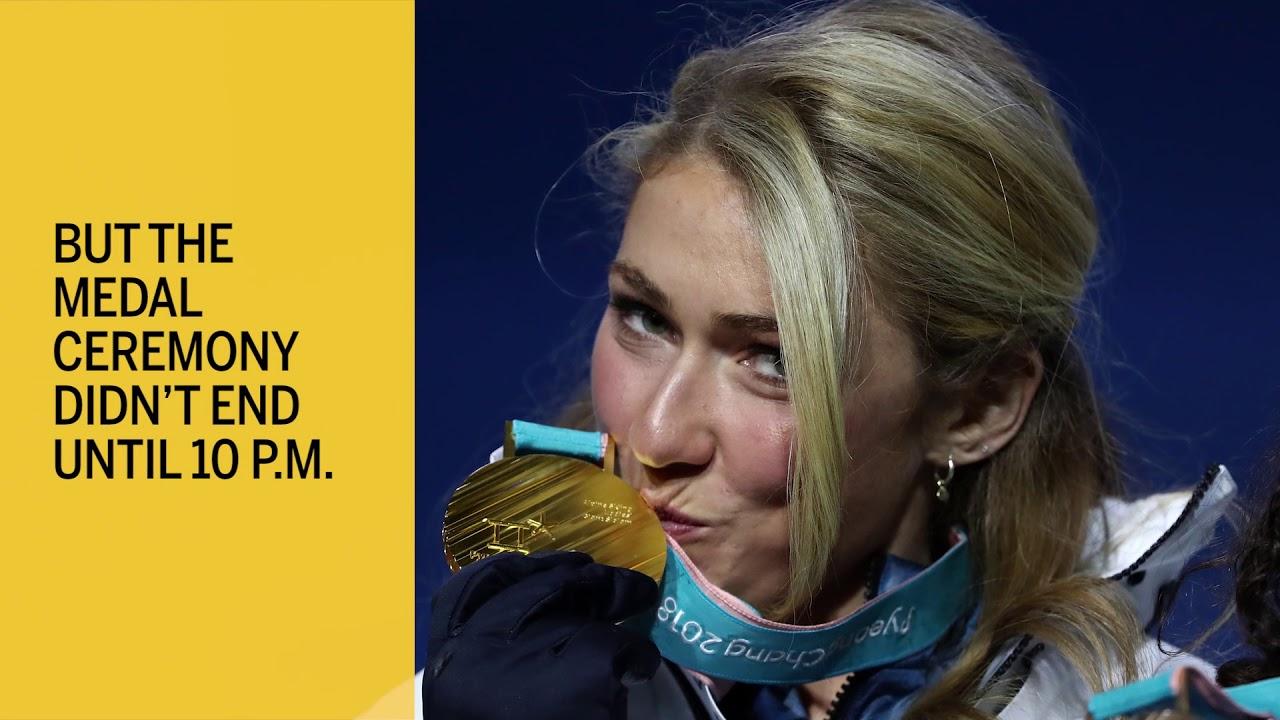 Mikaela Shiffrin is having a tough Olympics