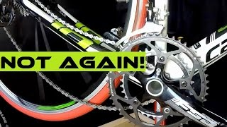 3 Main Causes Of A Chain Drop + How To Fix Them. Solving Bicycle Chain Problem. screenshot 3