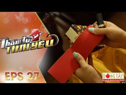 Thám Tử Tình Yêu 2018 2019 2018 | Tập 27 Full HD: Tiệc Độc Thân Màu Đỏ - Phần 1 (21/12/2018 2019 2018)