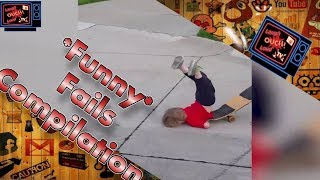 ***FUNNY VIDEO FAILS COMPILATION 2019***