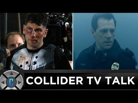 The Punisher Set Photos, Stephen King's The Mist Trailer - Collider TV Talk