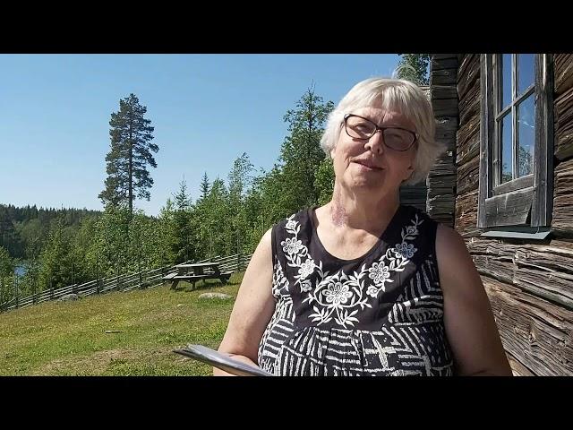 Sommarandakt ifrån Östansjö Fäbodar: 5