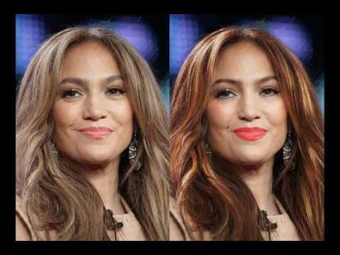 Jennifer lopez photoshop makeover youtube jennifer lopez photoshop makeover altavistaventures Choice Image
