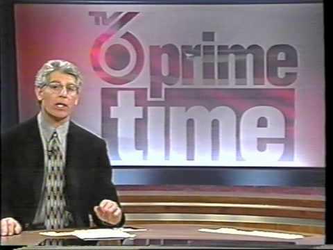 WITI TV 6 Primetime   with Vince Gibbens April 1995