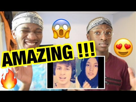 We Don't Talk Anymore (Cover) - Charlie Puth Ft Shila Amzah | REACTION