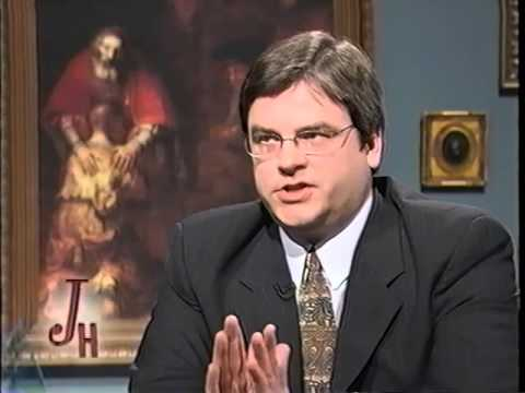 David Griffey: A Baptist Minister Who Became A Catholic - The Journey Home (9-25-2006)