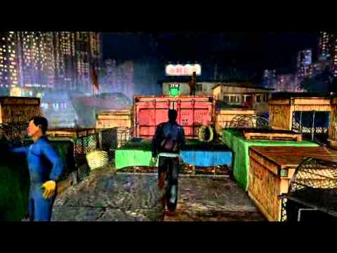 Sleeping dogs gameplay ( running from cops )