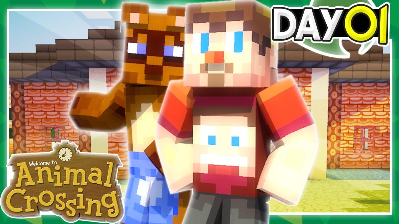 Animal Crossing - Villager Minecraft Skin