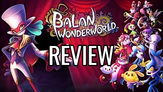 Balan Wonderworld Review - The Final Verdict (Video Game Video Review)