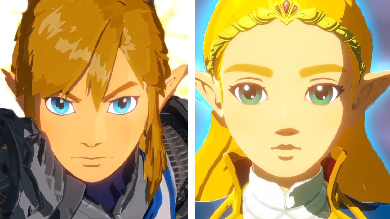 Hyrule Warriors Age Of Calamity Gameplay Trailer Hd 2020 Breath Of The Wild Prequel Youtube