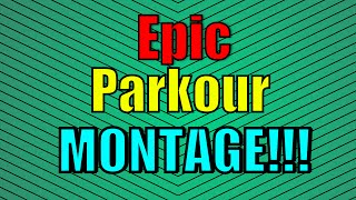 Minecraft - Epic Parkour Montage (Parkour Map)