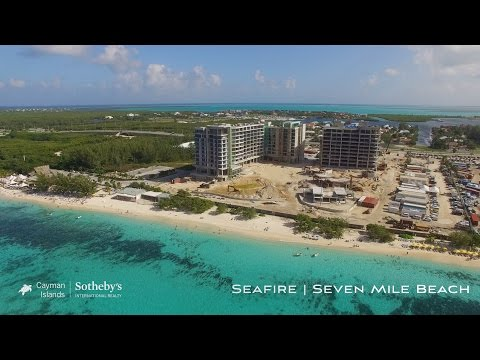 Kimpton Seafire Resort & Spa and Seafire Residences, Seven Mile Beach | Cayman Sotheby's Realty