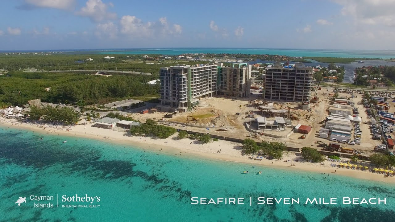 Kimpton Seafire Resort Spa And Residences Seven Mile Beach Cayman Sotheby S Realty You