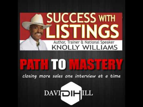 73. Knolly Williams - Author, Trainer and National Speaker (Listing over 1000 homes in 10 years)