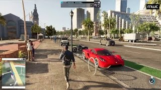 Watch Dogs 2 Gameplay GT 730 DDR5