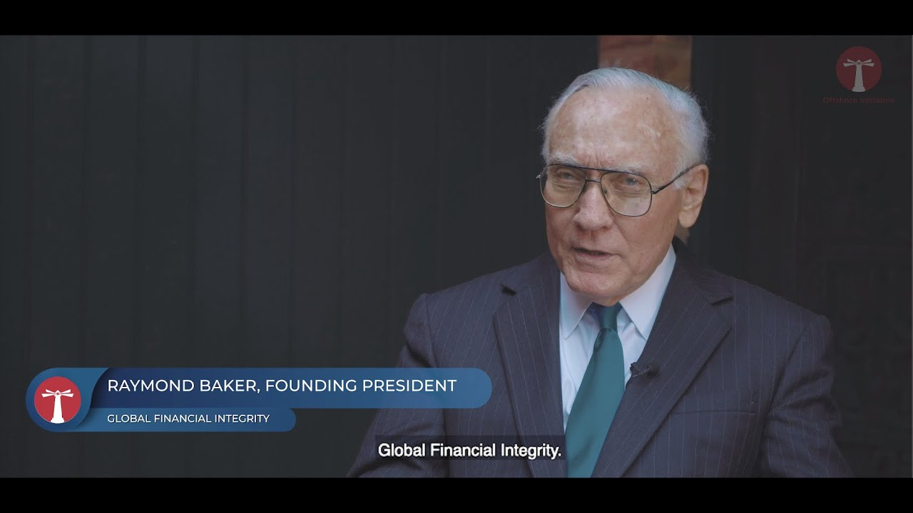 On Transfer Pricing with Raymond Baker, Founding President, Global Financial Integrity