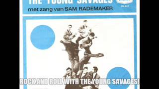The Young Savages: Rock And Roll! (Featuring Sam Rademaker) thumbnail