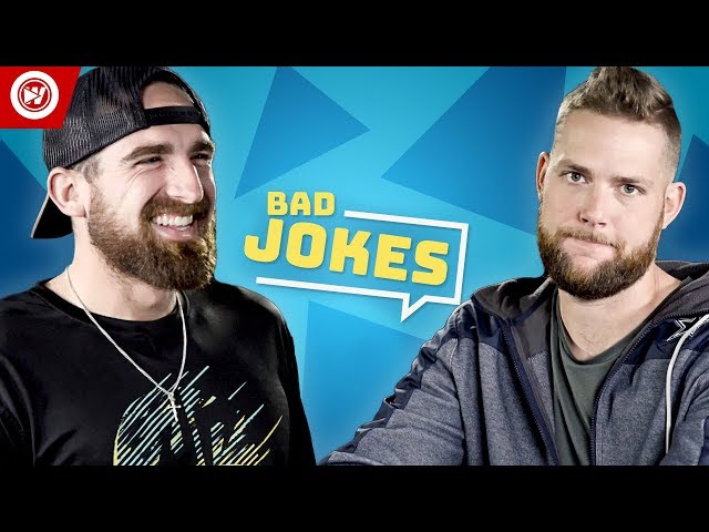 Dude Perfect Christmas Bad Joke Telling