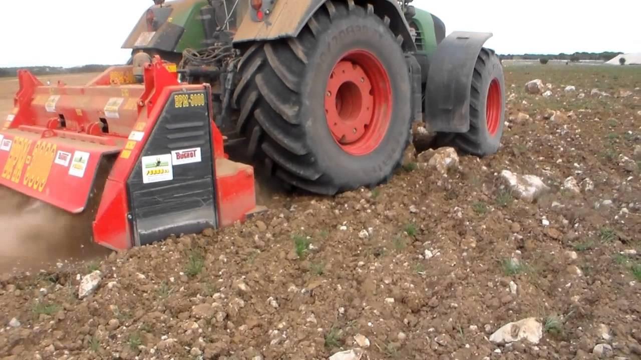 Trituradora de piedras BPM-3000