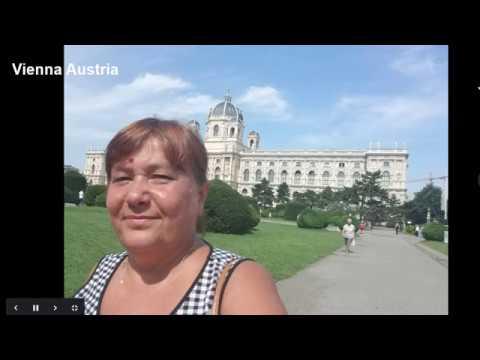 Viena Austria Streets