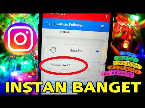 Cara Menambah Followers Instagram Dengan Cepat Terbaru 2020