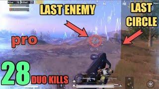 28 kill solo vs squad pro game thumbnail