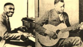 Leroy Carr & Scrapper Blackwell-Low Down Dog Blues